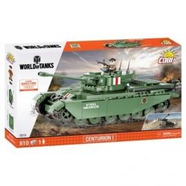 COBI WOT Centurion A41 MK.1, 610 k, 1 f
