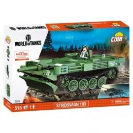 COBI WOT Stridsvagn 103 (S-Tank), 515 k, 1 f
