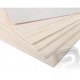 Plywood 0.8mm 31x61cm air PELIKAN