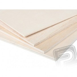 Plywood 4mm CEIBA 620x420mm