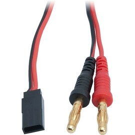 LRP universal rechargeable. cable - SANWA, GRAUPNER / JR RX / TX