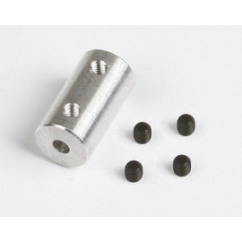 Alu coupling 2.3 / 4.0mm
