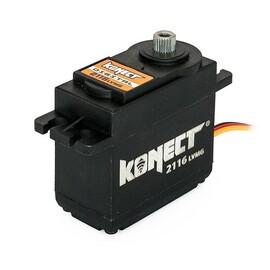 KONECT 21 kg Digital servo (21kg-0,13s/60°)