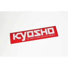 KYOSHO SQUARE LOGO STICKER W360xH90 i