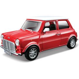 Bburago Mini Cooper 1969 1:32 red