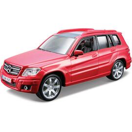 Bburago Mercedes-Benz GLK-Class 1:32 red