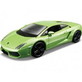 Bburago Lamborghini Gallardo LP 560-4 1:32 green metallic