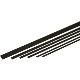 Carbon Flange 0.5x3.0mm (1m)