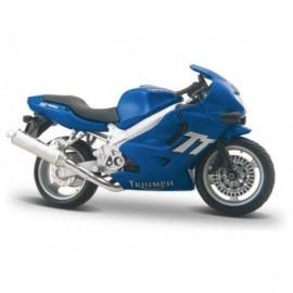 Bburago Kit Triumph TT600 1:18