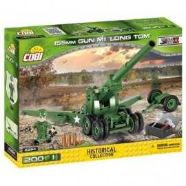 COBI II WW 155 mm dělo M1 Long Tom, 200 k, 1 f