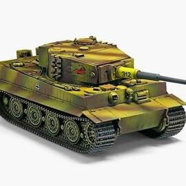 """Kit Kit 13314 - TIGER-1 """"LATE VERSION"""" (1:35)"""