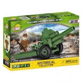 COBI II WW Howitzer M-30, 72 k, 1 f