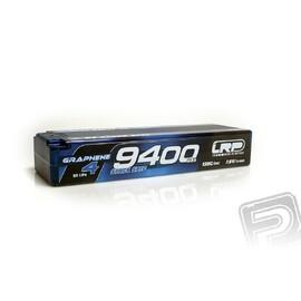 HV Stock Spec Graphene-4 9400mAh Hardcase Akku - 7.6V LiPo - 135C / 65C