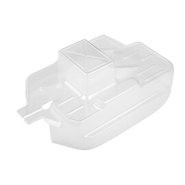 Clear lexan inner protection, cut out, 1 pc.
