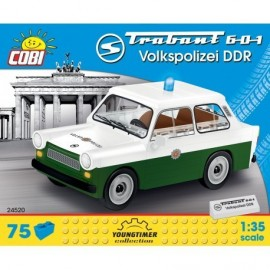 COBI Trabant 601 Polizei DDR, 75 k