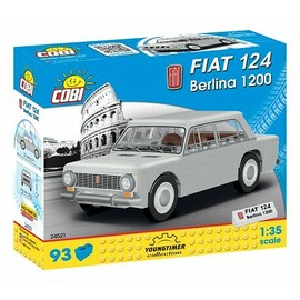 COBI Fiat 124 Berlina 1200, 93k