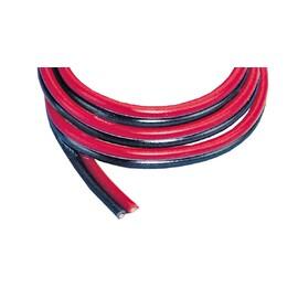 Vysoce flexibilní měděný drát 1,5qmm, 2x 2m