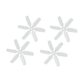 Vrtule 4046 6-listá, bílá, 1 sada - CCW