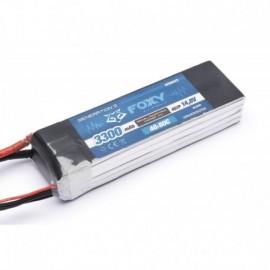 FOXY G3 - Li-Po 3300mAh / 14.8V 40 / 80C 48.8Wh