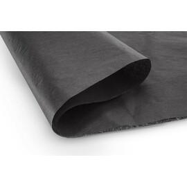 Potahový papír černý 508x762mm
