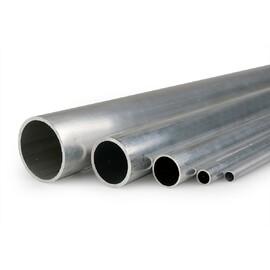 Aluminum tube 12x10x1000mm