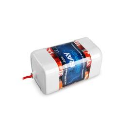 4.8V 2000AA Long RAY RX 4pcs. Receiver (cube)