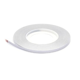 """SIG Superstripe 1,6mm (1/16 """") self-adhesive tape - silver"""