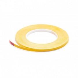 "SIG Superstripe 2,4mm (3/32"") samolepící páska - žlutá"