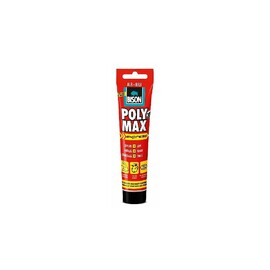 BISON POLY MAX express white 165g lepící tmel