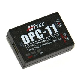 DPC-11 Hitec Universal Programmer z interfejsem PC (mini-USB)