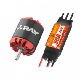 Combo set RAY G3 C2836-915 + RAY G2 30A regulátor