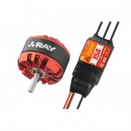 Combo set RAY G3 C2822-1200 + RAY G2 15A regulátor