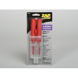 Z-POXY 5min 28.3g (1oz) 5min epoxy in the dispenser