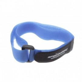 Utahovací suchý zip 40x2cm Modrý