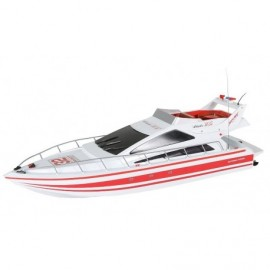 RC boat ATLANTIC YACHT complete