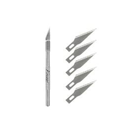 15001 Nůž malý K1 + 5ks čepele 20011