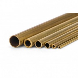 Brass tube 3.0x2.05x1000mm