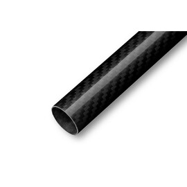 Knitted carbon tube 14 / 13x1000 mm