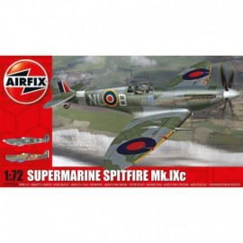 Classic Kit Airplane A02065A - Supermarine Spitfire MkIXc (1:72)