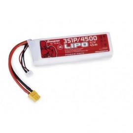 POWER PACK Li-Pol 4500mAh/11,1V 70C s XT90 konektorem