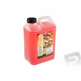 Optimix RACE 25% 2.5l fuel for CAR (SPD price 12.84 CZK / L)""