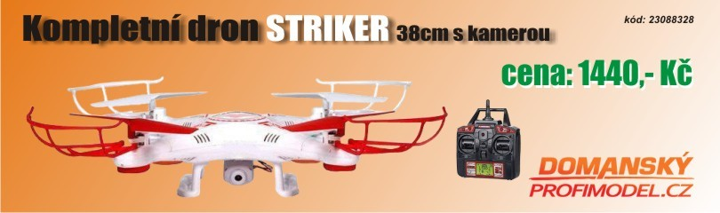 RC dron striker
